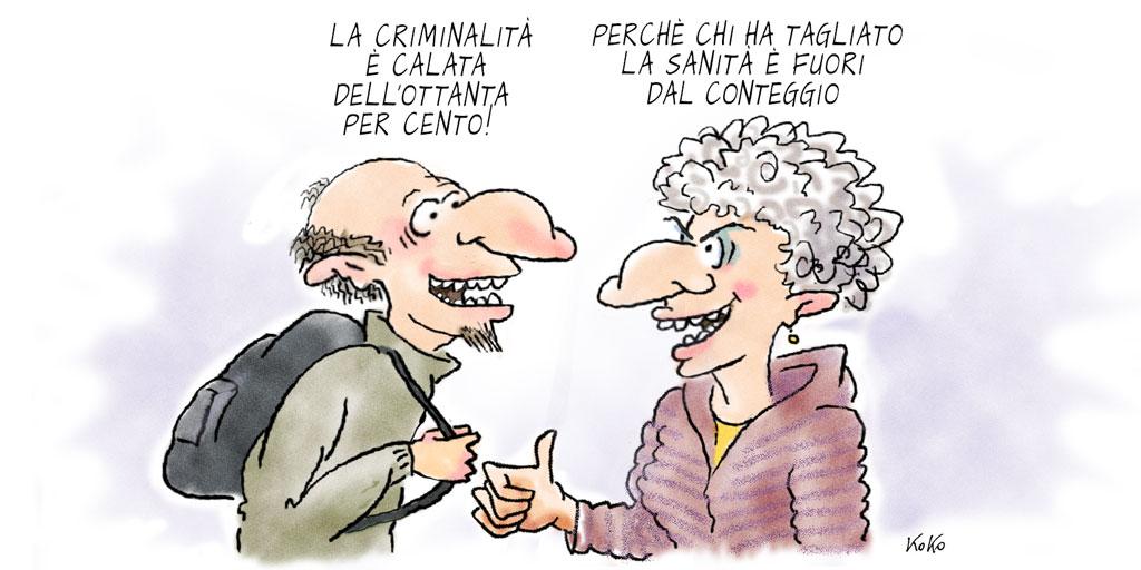 criminalita